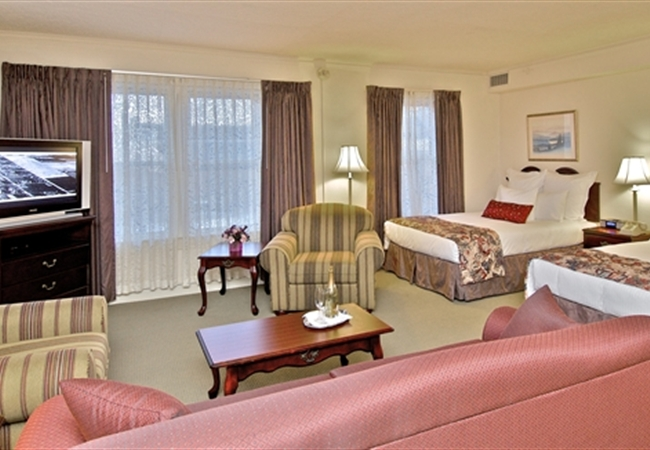 Anchorage Extended Stay junior Suite
