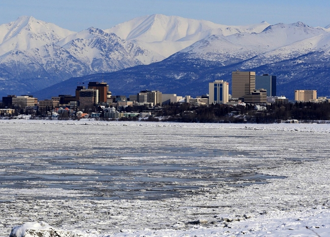 anchorage area guide